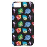 Character Pattern iPhone 5C Covers