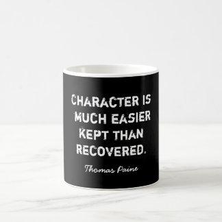 Character quote - mug