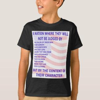 CHARACTER T-Shirt