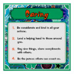 Character Traits Posters, Caring - 3 of 6