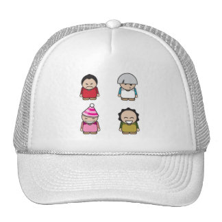 character-vector-pack-one-10111-large trucker hat