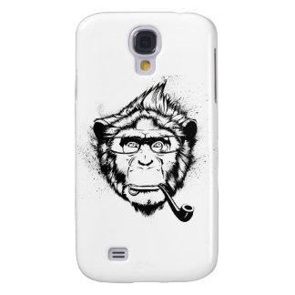 Characteristic Chimp Galaxy S4 Case