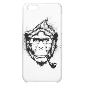 Characteristic Chimp Case For iPhone 5C