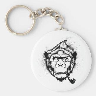 Characteristic Chimp Key Chains