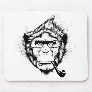 Characteristic Chimp Mouse Pads