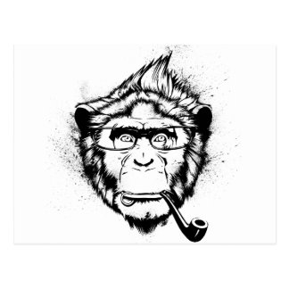 Characteristic Chimp Post Cards