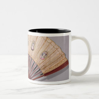 Characters involved in the Affaire du Collier Two-Tone Coffee Mug