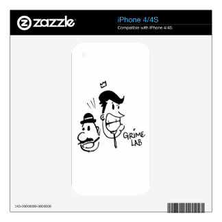 characters iPhone 4 skins