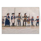 Characters of the French Revolution Card