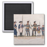 Characters of the French Revolution Fridge Magnets