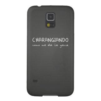 Charangiango Carcasa Para Galaxy S5