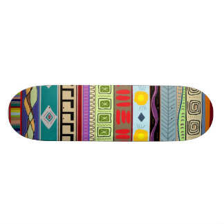 Charango Tribal Designer Skateboard Deck
