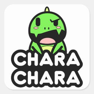 Charasaur Stickers