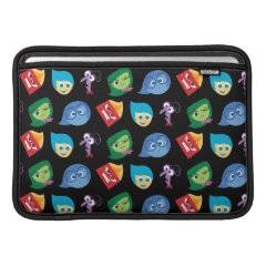 Charater Pattern MacBook Sleeves