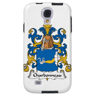 Charbonneau Family Crest Galaxy S4 Case