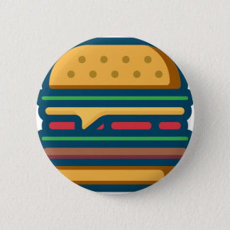 Charbroiled Cheeseburger Button