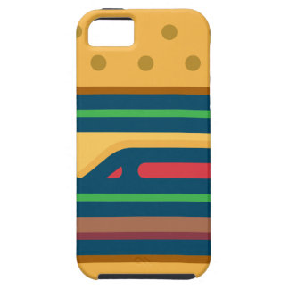 Charbroiled Cheeseburger iPhone SE/5/5s Case