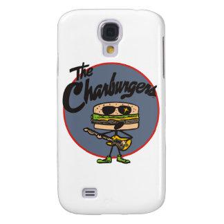 Charburgers band samsung s4 case