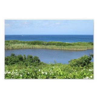 Charca 1 del Block Island Foto