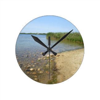 Charca 2 del Block Island Relojes