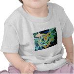 Charca de Koi Camisetas