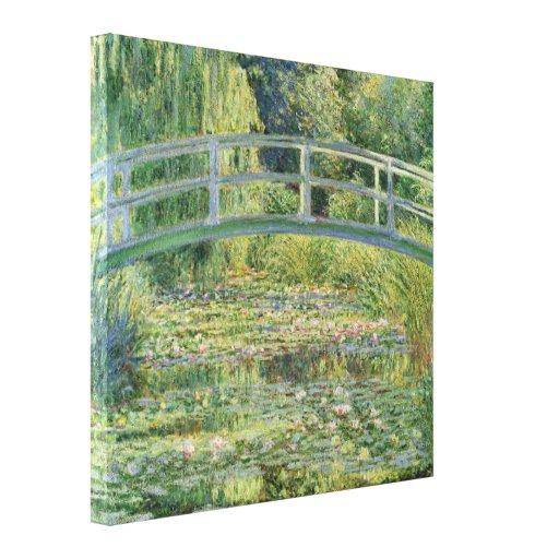 Charca del lirio de agua - Claude Monet Impresiones De Lienzo