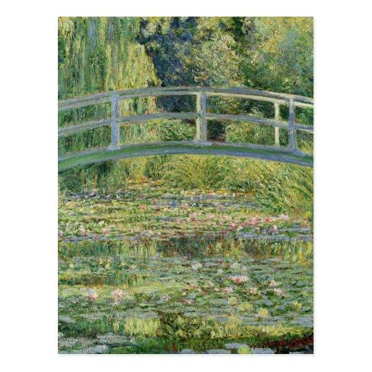 Charca del lirio de agua - Claude Monet Postal