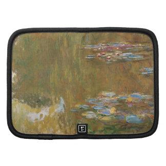 Charca del lirio de agua de Claude Monet Organizador