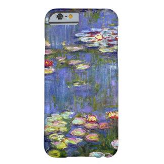 Charca del lirio de agua de Monet Funda De iPhone 6 Slim