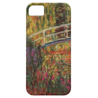 Charca del lirio del agua de Monet iPhone 5 Carcasa