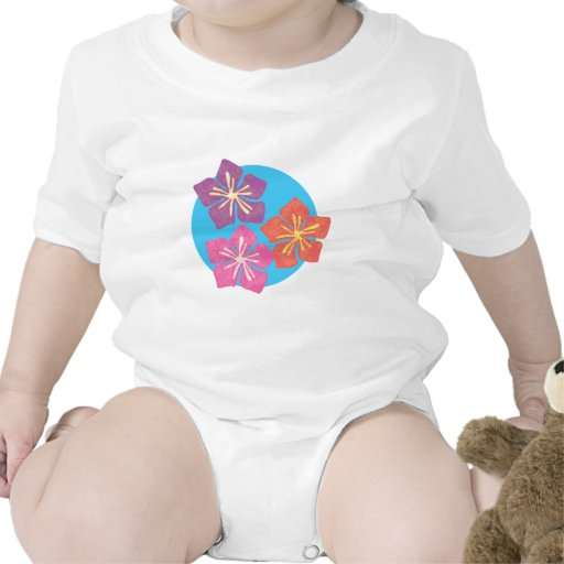 Charca del lirio traje de bebé