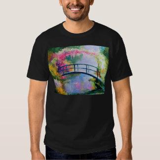 Charca en el jardín de Monet Camisas