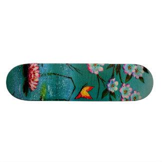 Charca pacífica skateboards