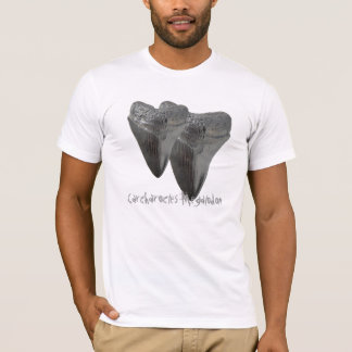 Charcharocles Megalodon Tooth T-Shirt