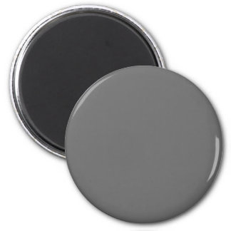 Charcoal 2 Inch Round Magnet
