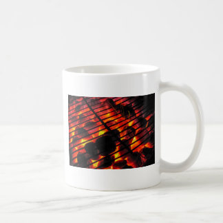 Charcoal Barbecue Coffee Mug