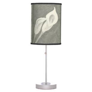 Calla Lily Table Pendant Lamps Zazzle