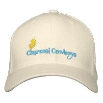 Charcoal Cowboys Hat