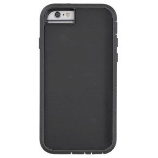 Charcoal Gray Tough Xtreme iPhone 6 Case