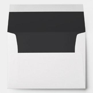 Charcoal Gray Envelopes