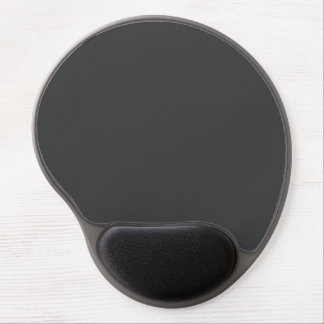 """Charcoal Gray"" Gel Mouse Pad"