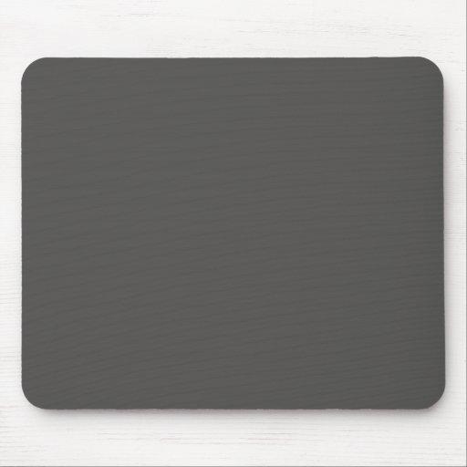 Charcoal Gray Mousepad