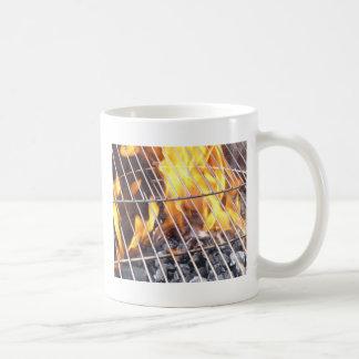 Charcoal Grill Coffee Mug