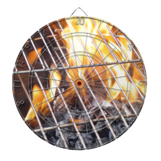Charcoal Grill Dartboards
