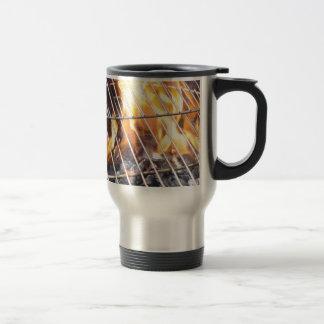 Charcoal Grill Travel Mug