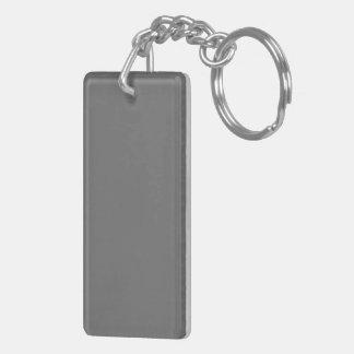 Charcoal Keychain