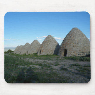 Charcoal Ovens Mouse Pad