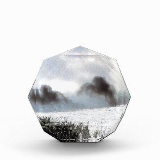 Charcoal Sea.jpg Acrylic Award
