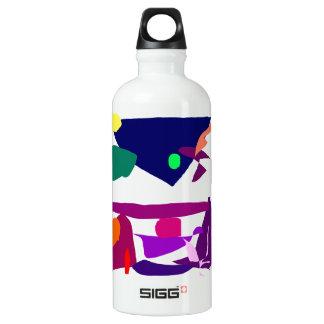 Charcoal SIGG Traveler 0.6L Water Bottle