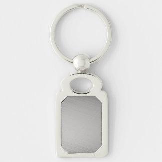 Charcoal Stitch Keychain